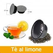 Caffè Kickkick 10 Tè Al Limone Compatibili Lavazza A Modo Mio