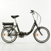 "Elektrische Plooifiets Wayscral Takeaway E50 20"" Zwart"