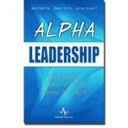 ALPHA LEADERSHIP.