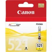 Cartridge Canon CLI-521Y yellow, MP540/620/630/980/iP3600/iP4600/iP4700, 9ml