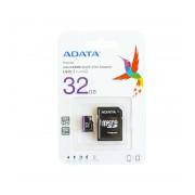 Card de memorie microSDHC UHS-I Clasa 10 32GB ADATA Premier cu adaptor SD