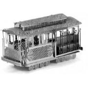 Bouwpakket Kabeltram San Francisco Metal Works- metaal