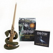 Running Press Harry Potter Lord Voldemort's Wand with Sticker Kit