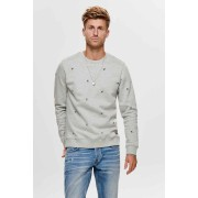 Only & Sons Sweater - Grijs