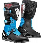 Sidi Trial Zero.1 Boots Black Blue 44