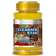 Cleanser Star - tract intestinal sanatos