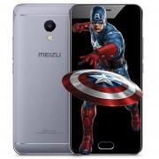 """Smartphone MEIZU M5S 5.2 """"3 GB RAM 32 GB ROM 5.0MP + 13.0MP-Gris"""
