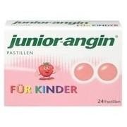Junior-Angin x 24 pastile aroma fructe