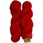 Vardhman Charming Red 200 gm hand knitting Soft Acrylic yarn wool thread for Art & craft Crochet and needle