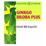 Magister Doskar Ginkgo Biloba Plus kapszula 80db