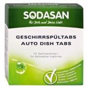 Tablete Ecologice pentru Masina de Spalat Vase Sodasan 625gr