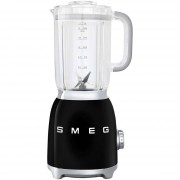SMEG Blf01bleu Frullatore Vintage Capacità 1,5 Litri Potenza 800 Watt Colore Ner