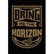 steag Bring Me The Horizon - Dinamită Scut - HFL1155