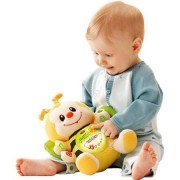 VTech - Touch and Learn Musical Bee, This Tuneful Stuffed Animal Teaches Basic Numbers, Shapes And Colors.