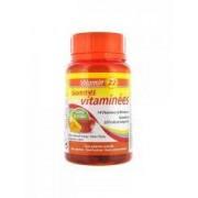 Ineldea Vitamin'22 60 Gomas Vitaminadas - Caja 60 gomas de borrar