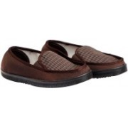 Gliders by Liberty Loafers For Men(Brown)