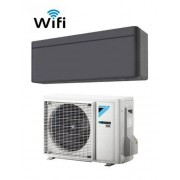 Daikin CLIMATIZZATORE MONO INVERTER STYLISH BLACKWOOD FTXA35AT/RXA35A WI-FI INVERTER PC GAS R-32 12000 A+++