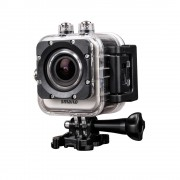 Camera Video Sport de Actiune / Action Camera Smailo Play Full HD Wireless, Argintiu