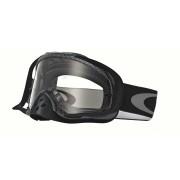 Oakley Crowbar Mx - Frame: TRUE CARBON FIBER Lens: CLEAR - Ski et Snowboard Lunettes