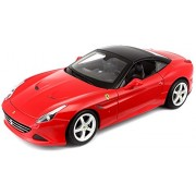 Bburago 1:18 Ferrari California T Closed Top Car, Multi Color
