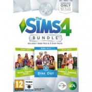 Joc PC Sims 4 Bundle Pack 5 Code in the box