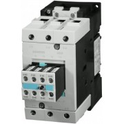 3RT1046-1AP04, Contactor 95A SIEMENS / 45kw, SIRIUS, tens. Bobina 230V ac +2NO-2NC