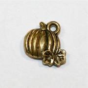 Scrapgrossisten Pumpkin – charm, metall 1st