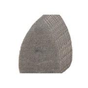 Silverline hojas de triángulo de malla de gancho y lazo, 140 x 100 mm, K40, K80 y K120 519187
