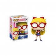 Funko Pop Sailor V Moon Nycc 2017 Comic Con Sticker Limited Exclusiva Anime