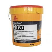 Vopsea acrilica Sikafloor 2020 Sport gri 20 kg