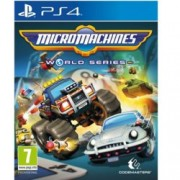 Micro Machines: World Series, за PS4
