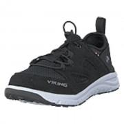 Viking Bjerke Black, Shoes, svart, EU 33