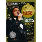 Video Delta Johnny Cash - Christmas special 1977 - DVD