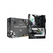 T. Madre ASRock X570 Steel Legend, Soporta, AMD Ryzen 2000