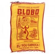 CA-RIO-CA Biscoito Globo Canga Sarong Pareo Brazilian Beach Towel Red/Yellow C3020000