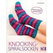 """Buch """"Knooking-Spiralsocken"""""""