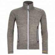 Ortovox Fleece Light Melange Jacket Giacca di lana (XXL, grigio)