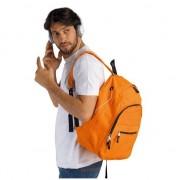 Sols Oranje polyester rugzak 24 liter voor volwassenen