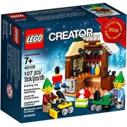 Lego Creator Building Work Shop 2014 Limited Edition Holiday Set 40106