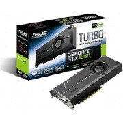 SALE OUT. ASUS TURBO-GTX1060-6G Asus REFURBISHED USED WITHOUT ORIGINAL PACKAGING AND