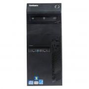 Lenovo ThinkCentre M82 Intel Core i3-3220 3.30 GHz, 4 GB DDR 3, 250 GB HDD, DVD-RW, Tower