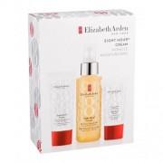 Elizabeth Arden Eight Hour Cream All-Over Miracle Oil set cadou ulei hidratant 100 ml + crema de zi 15 ml + cremă de mâini 30 ml pentru femei