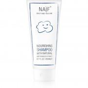 Naif Baby & Kids výživný šampon pro dětskou pokožku hlavy 200 ml