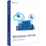 Microsoft Windows Server 2016 Standard Open-NL 16 Core