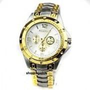 S52 Fashion Brandss Men Full Stainless Steel Watch Rosra