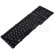 Tastatura Laptop Toshiba Satellite L355D iluminata + CADOU