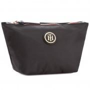 Smink táskák TOMMY HILFIGER - Poppy Make-Up Bag AW0AW04340 002