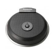 Panasonic Micrófono Digital KX-VCA001NA, Alámbrico, Negro