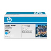 Cartus toner original CF031A (HP 646A Cyan) HP Color LaserJet CM4540 MFP
