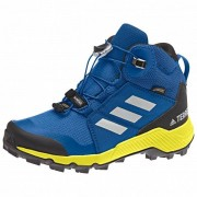 adidas - Kid's Terrex Mid GTX - Wandelschoenen maat 38,5 blauw